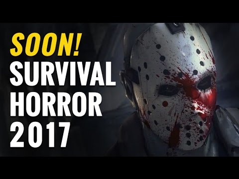 Top 10 Upcoming Survival Horror Games Of 2017 Youtube