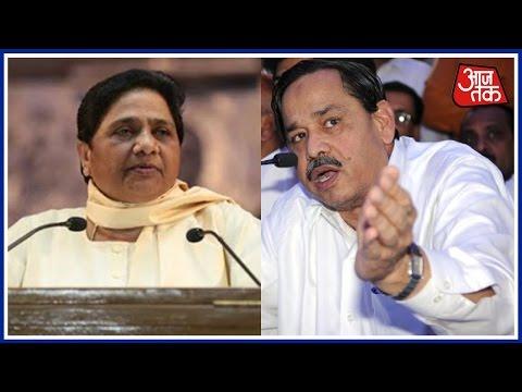 Siddiqui Exposes Mayawati