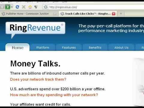 ring revenue, Pay per call
