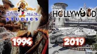 A Trip Back To Disney's MGM Studios in 1994 | A Trip Back In Time