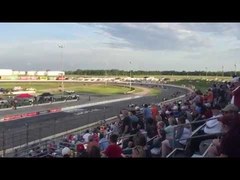 USAC Silver Crown Racing, Lucas Oil Speedway, Indianapolis (Strat)