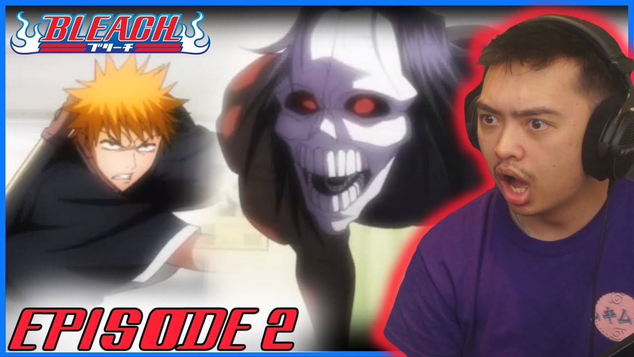 Download THE TRUTH BEHIND HOLLOWS REVEALED! || THEY'RE HUMAN? || Bleach Episode 2 Reaction