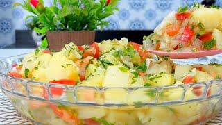 Salada De Batata Deliciosa