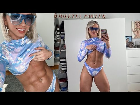 Female Fitness Sexy Body PART 121