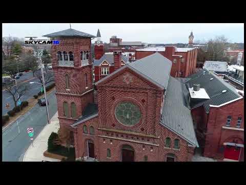 SkyCam16: St. Peter's Episcopal in Salisbury