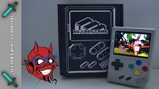 RetroStone Pi Ultimate Portable System Review & Unboxing | All 1 One Handheld