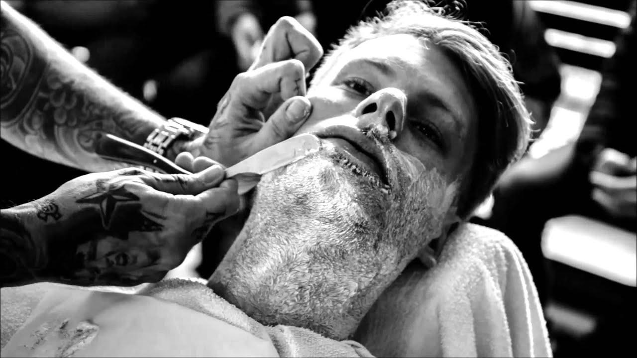 Schorem Movember shave-down