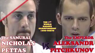 ニコラス・ペタス(デンマーク) Nicholas Pettas(Danmark) vs アレキ...