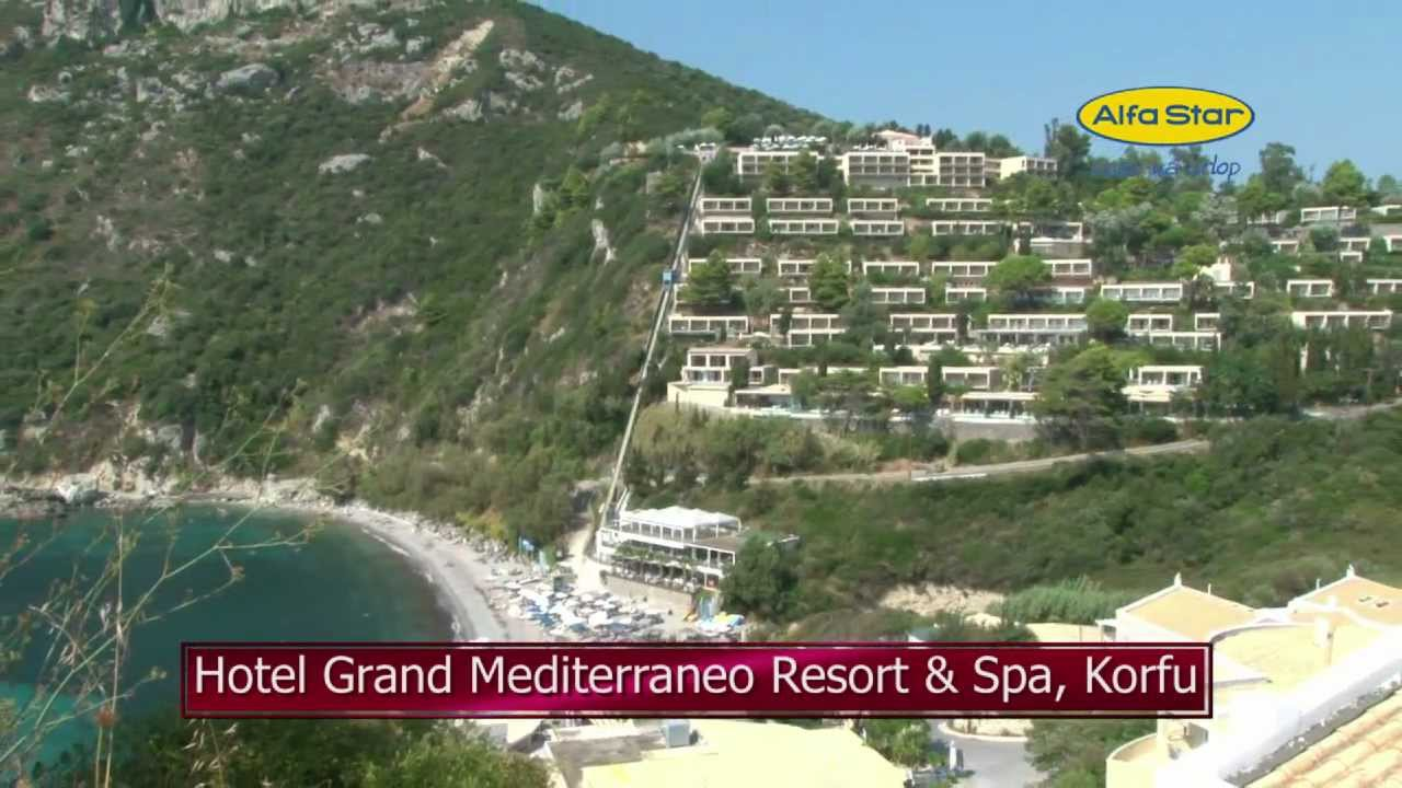 The Grand Hotel And Spa