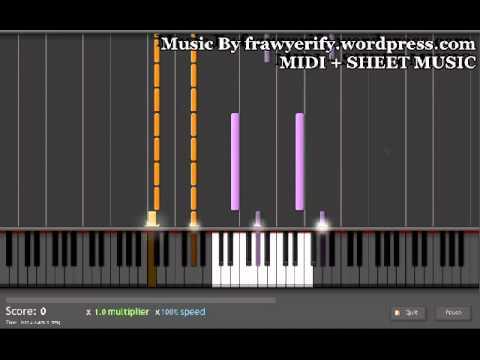 Vierra Kesepian Piano