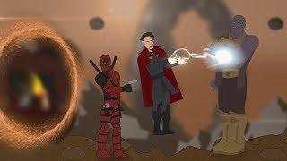 Танос, я пришел договориться!