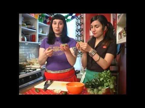 Post Punk Kitchen Episode 4: Mexcillente!