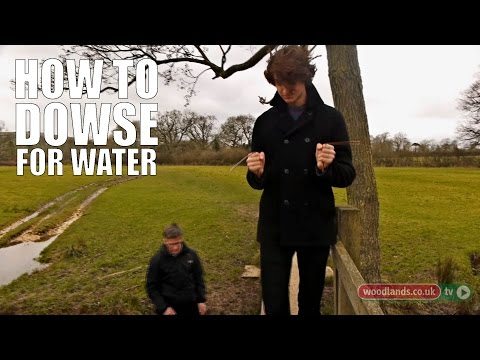 How to Dowse for Water