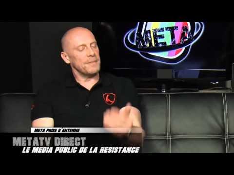 Alain Soral - Meta TV - A Coeur Ouvert et Sans Concessions - 2014 - Complet en HD