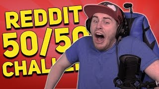 Reddit 50/50 Challenge: The Most Disgusting Things I've Ever Seen!