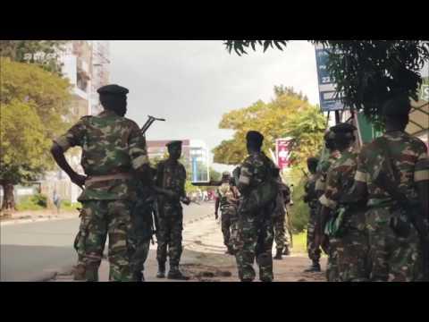 Burundi La Contre-Coup d'etat du 13 mai 2015