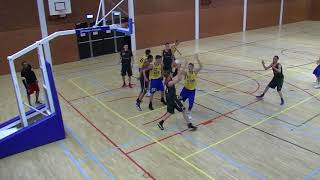 23 september 2017 Almere Pioneers U22 vs Rivertrotters M U22 45-52 3rd period
