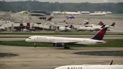 Atlanta Hartsfield Airport Live with Air Traffic Control