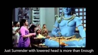 Old Hindi Movie Bhajan