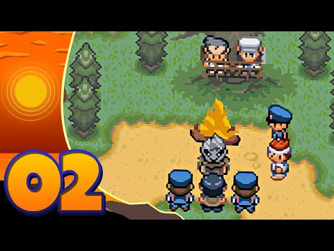 Pokemon Discovery Rom Hack Let's Play W/ Sacred - Episode 2