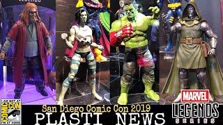 PLASTI NEWS | MARVEL LEGENDS | San Diego Comic Con 2019