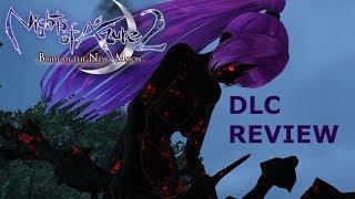 Nights of Azure 2: Time Drifts Through the Moonlit Night (Switch) DLC Review (Video Game Video Review)