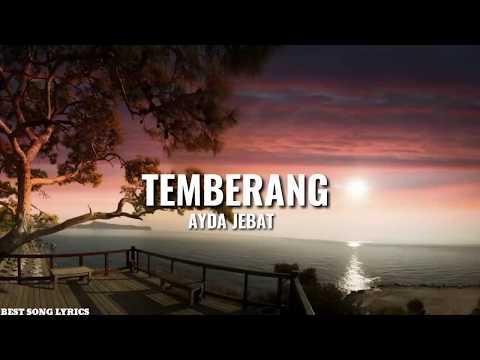 Ayda Jebat - Temberang (Lyric Video)
