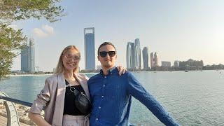 Свадебное путешествие в ОАЭ 2019г, Аджман, Шарджа, Дубай и Абу-Даби