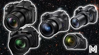 TOP 5 BEST SUPERZOOM CAMERAS 2018!
