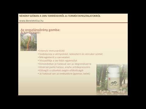 Néhány szóban a DXN termékeiről.avi videó letöltés