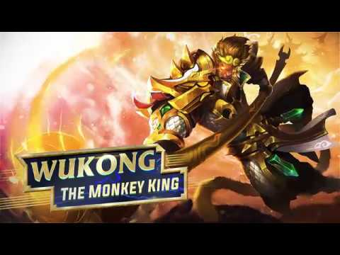 Image result for monkey king aov