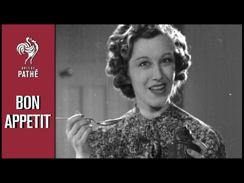 On the Ration  British Pathé