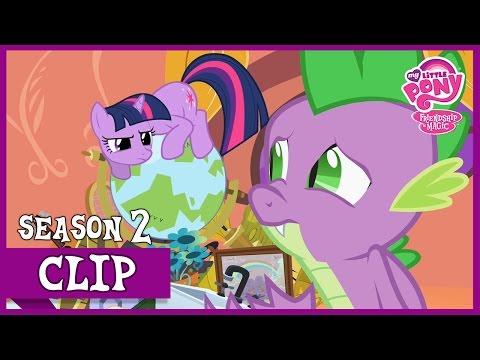 Spike's Growth Spurt Secret of My Excess  MLP: FiM HD