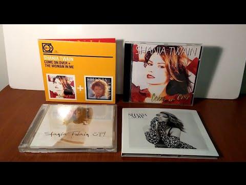 Unboxing: Shania Twain - Mi colección (...