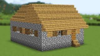 Minecraft Village House 1