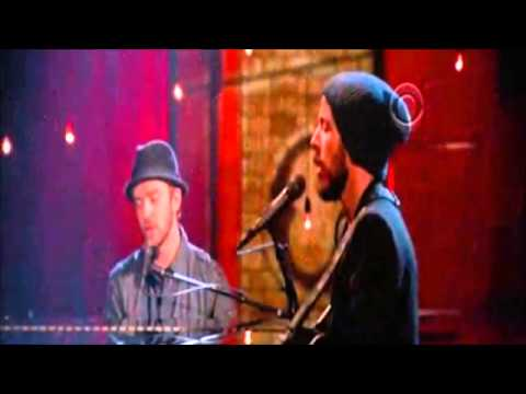 JUSTIN TIMBERLAKE and MATT MORRIS   HALLELUJAH   Lyrics   1080p