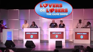 Video Lovers or Losers - Chris and Tammy WIN! download MP3, 3GP, MP4, WEBM, AVI, FLV Januari 2018