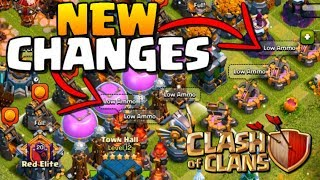 UPCOMING Quality of Life Changes | TH12 Farm to Max ep 4 | Clash of Clans Update!