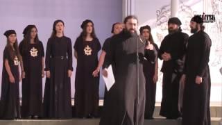 Схиархимандрит Серафим Бит Хариби  Archimandrite Seraphim Bit Haribi online video cutter com
