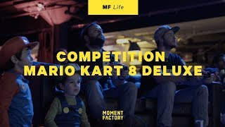 Mario Kart 8 Deluxe competition - Centraide