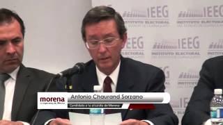 Debate de Candidatos a la Alcaldía de Celaya / 2015