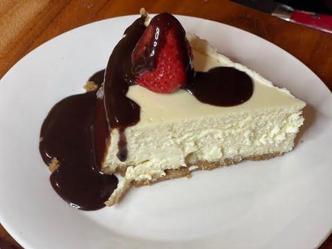 وصفة-التشيز-كيك-الأصلية---new-york-cheesecake-recipe--recette-du-cheesecake-new-york