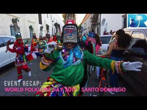 Event Recap: World Folklore Day Celebration In Santo Domingo