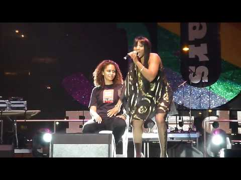 Adina Howard - Nasty Grind (Live @ Long Beach Pride) 5-19-13
