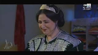 """لحبيبة مي: حكاية """"مي السعدية"""" التي لعبت دور الأم والأب في تربية أبنائها بعد وفاة زوجها"""