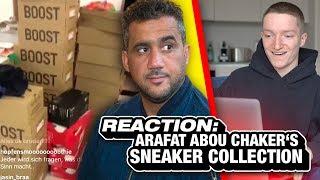Arafats 40.000€ Sneaker Sammlung..