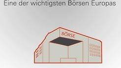 SIX Swiss Exchange - eine der wichtigsten Börsen Europas (DE)