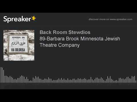89-Barbara Brook Minnesota Jewish Theatre Company