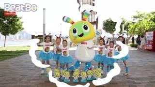 費雪 Fisher-price Beatbo 唱歌跳舞學習機器人小貝貝