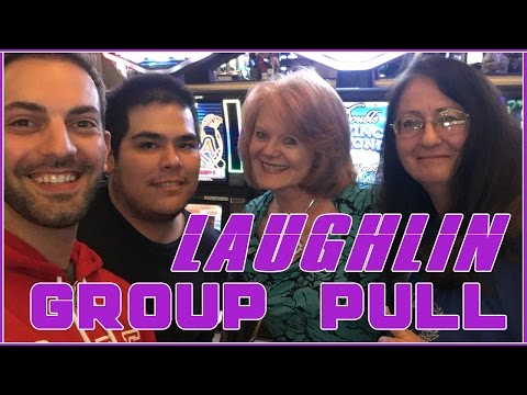 💲 HIGH LIMIT💲 Laughlin Group Pull WIN ✦ $9-$15/SPIN ✦ High Limit Slot Pokie Machines EVERY FRIDAY